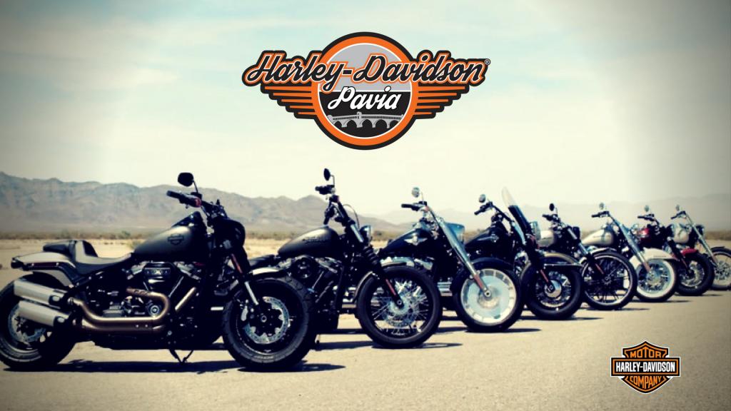 Harley-Davidson® Pavia | Concessionaria autorizzata