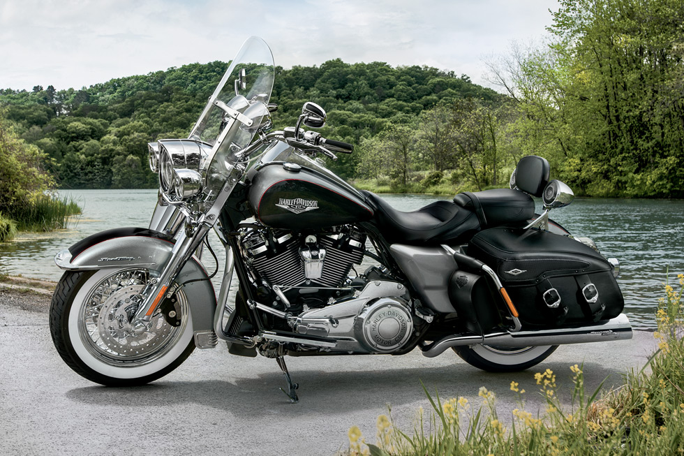 Road King Harley Davidson Sans Sacoches