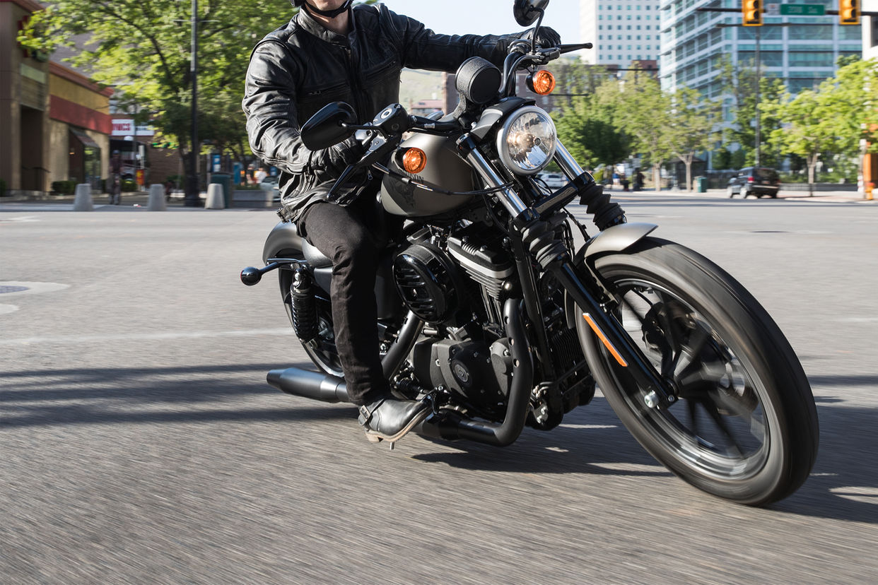 Vente Harley Davidson Iron