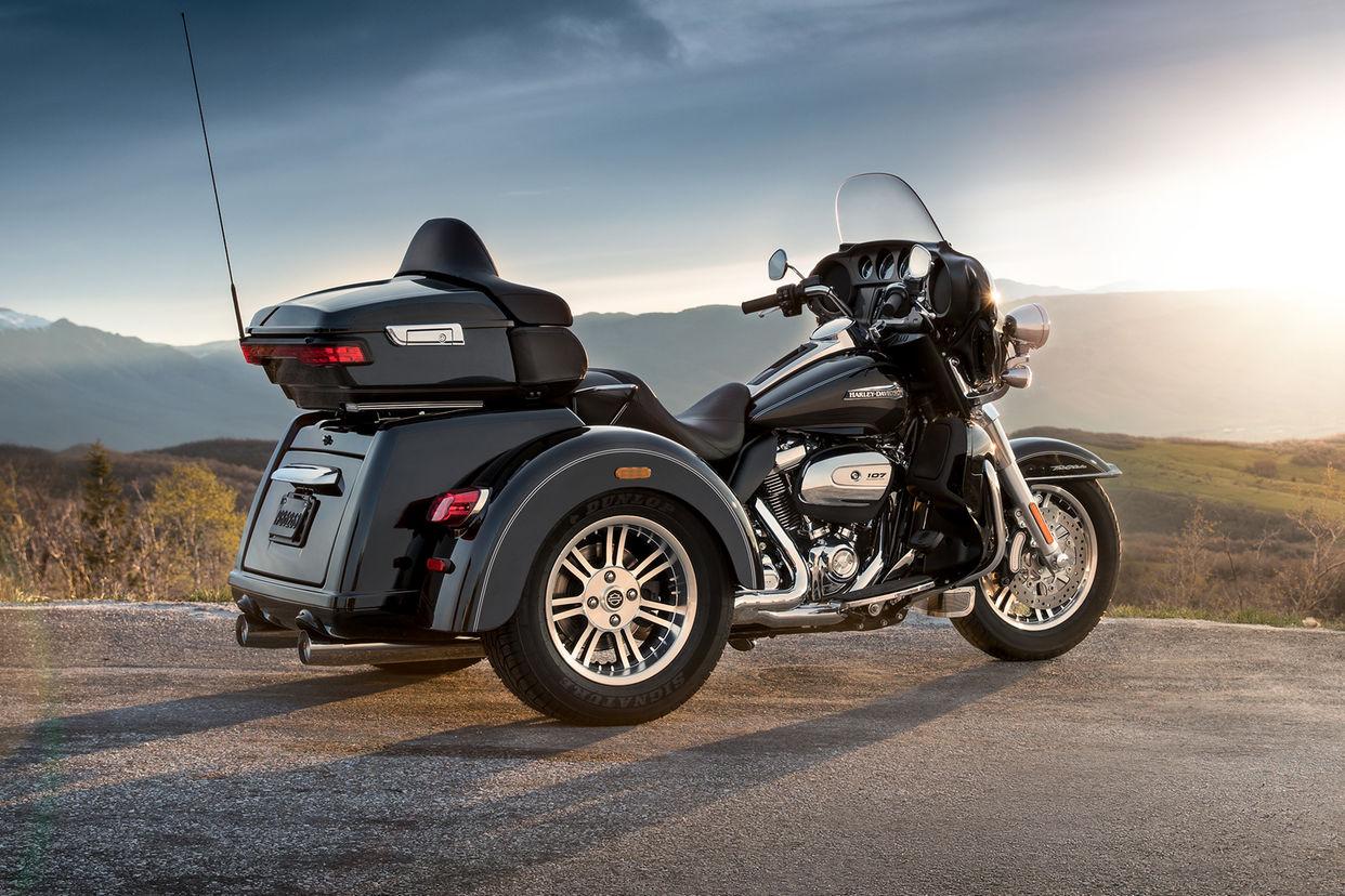 Harley-Davidson® Tri Glide® Ultra