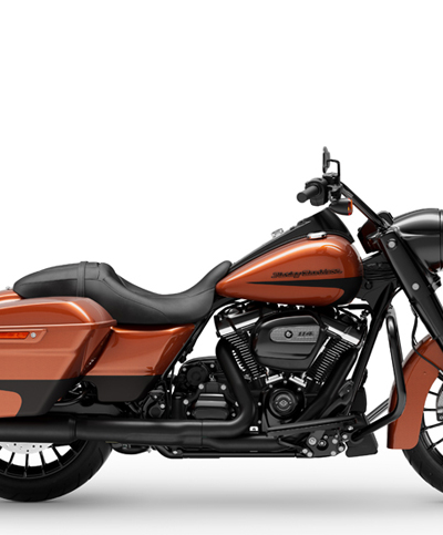 road king special harley davidson pavia 2019