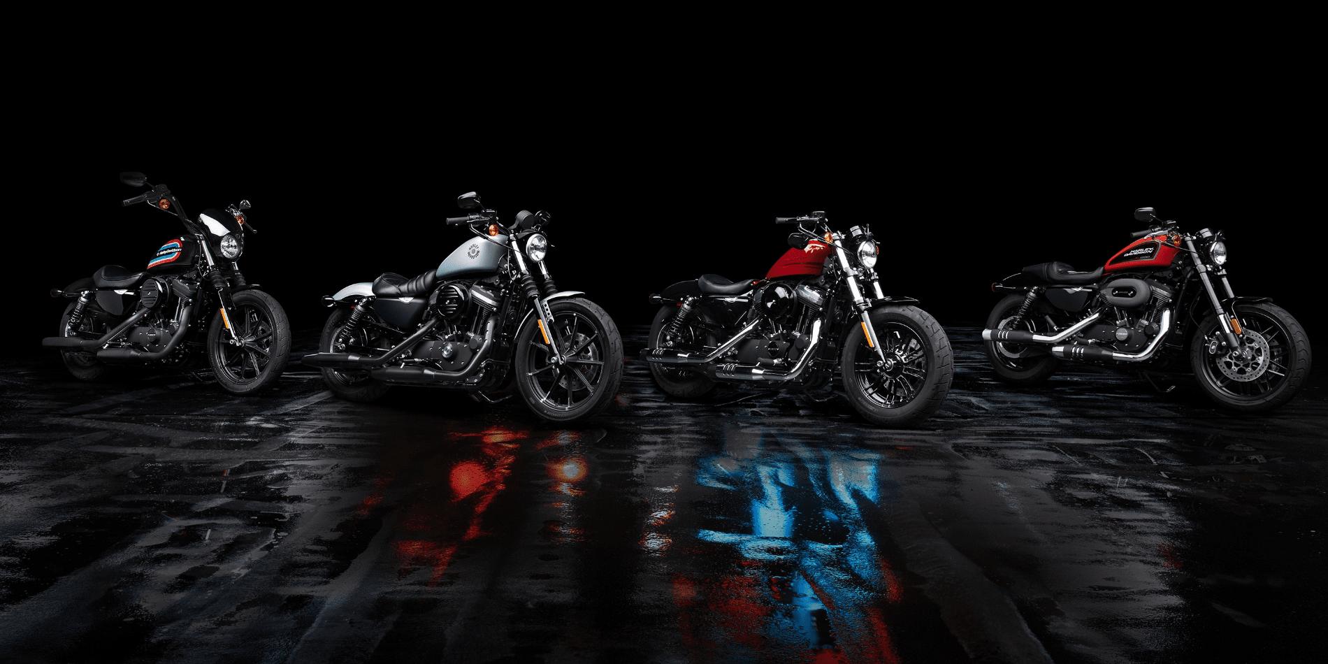 Harley davidson pavia sportster 2020 hd